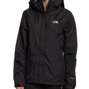 The North Face Women's HyVent Black Jacket